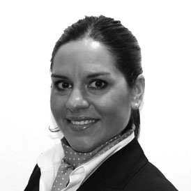 Andrea Rigg, Customer Services Representative