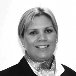 Sonia Parish, Senior Customer Services Representative